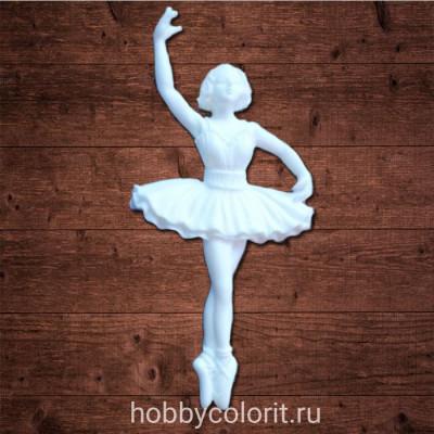 """""""Фигурка балерины 1"""", Средний размер 3,5х7,5 см"""
