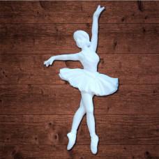 """""""Фигурка балерины 2"""", Средний размер 4х7,7 см"""