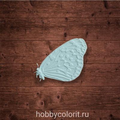 """Бабочка 4"" (M), Размер 70x53x5 мм."