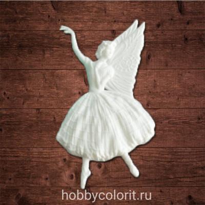 """Фея-балерина"", Размер 45х80мм"