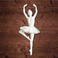 """""""Балерина 4"""", Размер 40х95мм"""