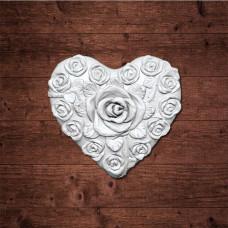 """""""Сердце в розах"""" малый"""