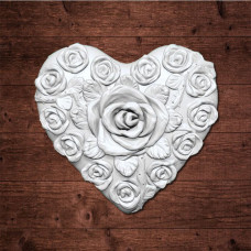 """""""Сердце в розах"""""""
