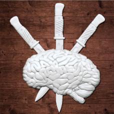 """""""Мозг с тремя кинжалами"""" (M)"""
