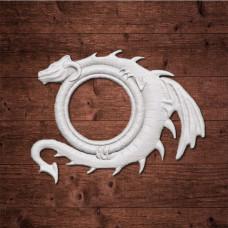 """""""Рамка c драконом"""" (XL)"""