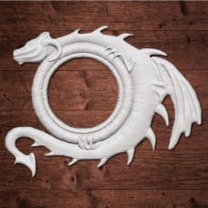 """""""Рамка c драконом"""" (L)"""
