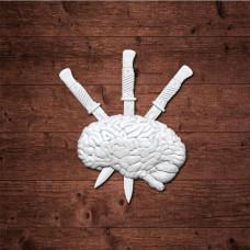 """""""Мозг с тремя кинжалами"""" (XS)"""