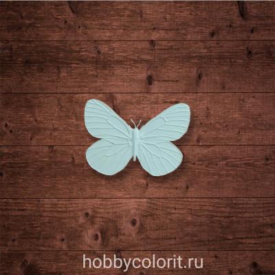 """Бабочка 2"" (M), Размер 70x51x2 мм."