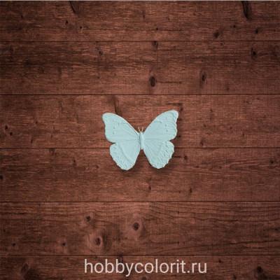 """""""Бабочка 3"""" (S), Размер 50x38x2 мм."""