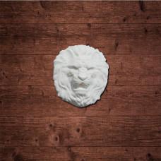 """""""Голова льва"""", (M), Размер 70x60 мм."""