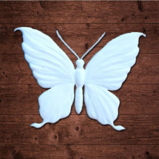 """декор из пластика, """"Бабочка 2"""" большая, Размер 5х3,8 см"""