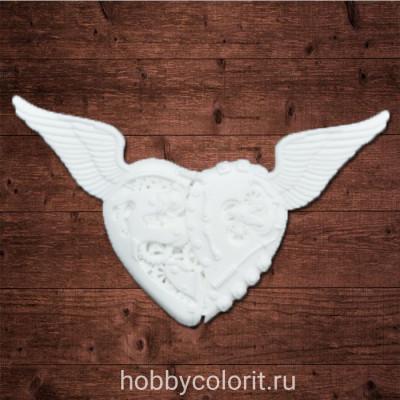 """""""Механическое сердце с крыльями"""""""