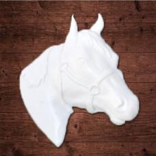 """Голова коня 2"", Размер 40х50 мм"