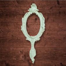 Основа под зеркало, размер 28,5*12*1,5 см