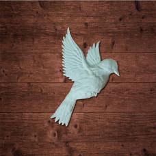 Птица правая, Размер 7,3х5,7х0,9см