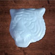 Голова тигра, малая Размер 2 x 1,7 см