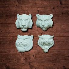 """Набор """"Голова тигра"""" малые"""